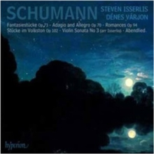 Schumann: Fantasiestucke, Op. 73/Adagio and Allegro, Op. 70/..., CD / Album