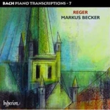 Bach Piano Transcriptions, CD / Album