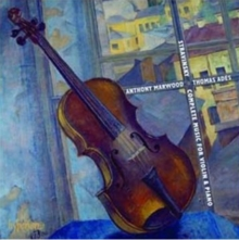 Complete Music for Violin & Piano, CD / Album