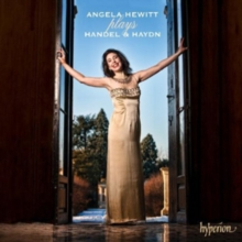 Angela Hewitt Plays Handel and Haydn, CD / Album Cd