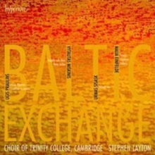 Baltic Exchange, CD / Album