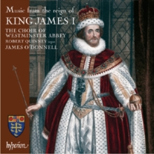Music from the Reign of King James I, CD / Album