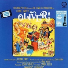 Oliver!: AN ORIGINAL SOUNDTRACK RECORDING, CD / Album Cd