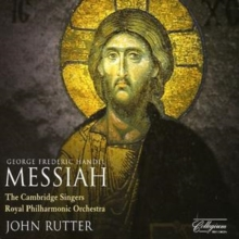 Messiah (Rutter, Rpo, Cambridge Singers), CD / Album