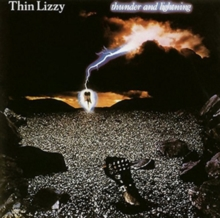 Thunder and Lightning, CD / Album