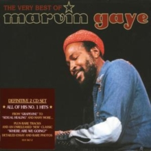 The Very Best Of Marvin Gaye: DEFINITIVE 2 CD SET;ALL OF HIS NO. 1 HITS;FROM 'GRAPEVINE' T, CD / Album