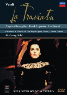La Traviata: The Royal Opera House, DVD