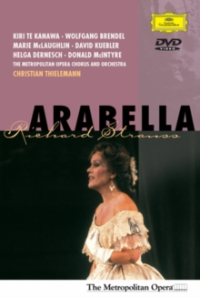 Arabella: The Metropolitan Opera (Thielmann), DVD