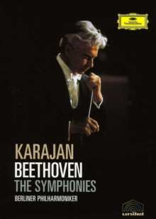 Beethoven: The Symphonies (Karajan), DVD  DVD