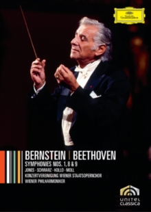Leonard Bernstein: Beethoven Cycle, DVD
