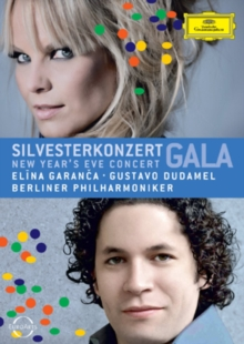 New Year's Eve Concert Gala: Berliner Philharmoniker (Dudamel), DVD