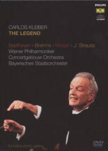 Carlos Kleiber: The Legend, DVD