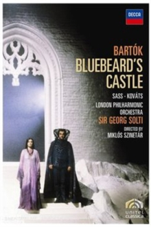 Bluebeard's Castle: London Philharmonic Orchestra (Solti), DVD