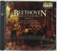 Beethoven: Complete Chamber Music for Flute, CD / Album