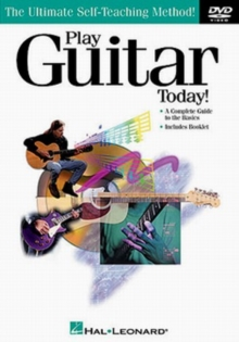 Play Guitar Today, DVD  DVD