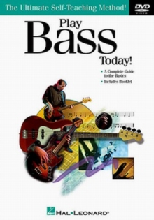 Play Bass Today, DVD