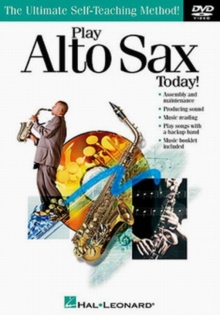 Play Alto Sax Today, DVD