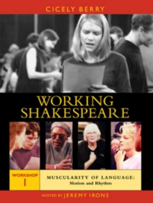 Working Shakespeare: Volume 1 - Muscularity of Language, DVD  DVD