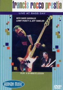 Francis Rocco Prestia: Live at Bass Day, DVD  DVD