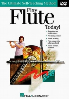 Play Flute Today, DVD