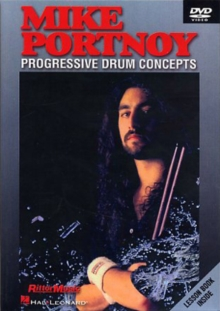 Mike Portnoy: Progressive Drum Concepts, DVD
