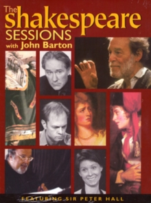 The Shakespeare Sessions, DVD DVD