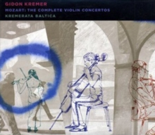 The Complete Violin Concertos, CD / Album