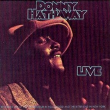 Donny Hathaway Live, CD / Album