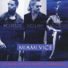 Miami Vice, CD / Album