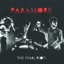 The Final Riot, CD / Album with DVD Cd