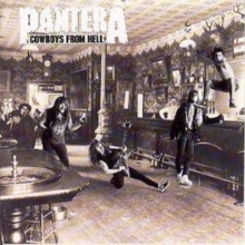 Cowboys from Hell, CD / Album