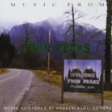 Music from Twin Peaks, CD / Album Cd