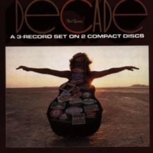 Decade: The Very Best of Neil Young 1966-1976, CD / Album Cd
