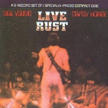 Live Rust, CD / Album