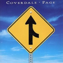 Coverdale Page, CD / Album