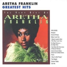 Very Best of Aretha Franklin, The - The '60s, CD / Album