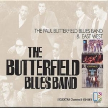The Paul Butterfield Blues Band And East-West, CD / Album Cd