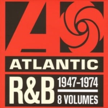 Atlantic R&B: 1947-1974, CD / Album Cd
