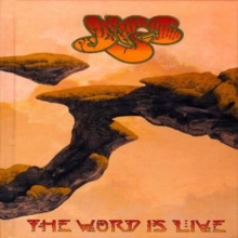 The Word Is...live, CD / Album with DVD