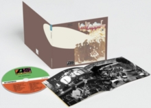 Led Zeppelin II, CD / Album