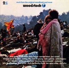 Woodstock: Music from the Original Soundtrack and More, CD / Album