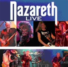 Nazareth: Hair of the Dog Live, DVD
