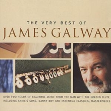 The Very Best of James Galway, CD / Album Cd