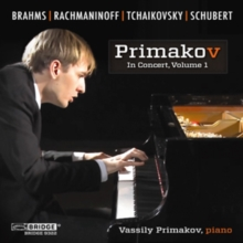 Primakov in Concert, CD / Album