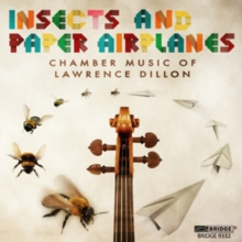 Insect and Paper Airplanes, CD / Album
