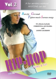 D's Hip Hop Aerobics: Volume 2 - Funky and Fun, DVD  DVD