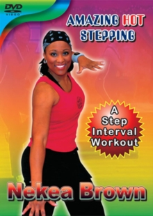 Amazing Hot Stepping, DVD