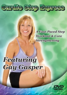 Cardio Step Express, DVD  DVD