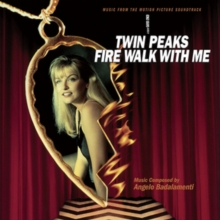 Twin Peaks: Fire Walk With Me, CD / Album Cd