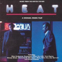 Heat: MUSIC FROM THE MOTION PICTURE, CD / Album